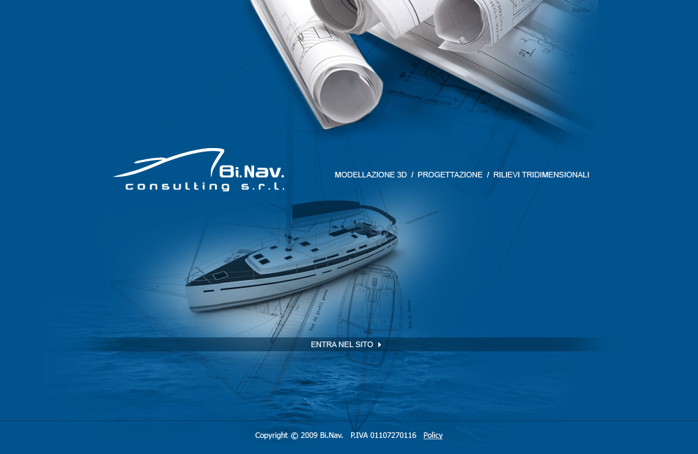 Binav, service and naval project
